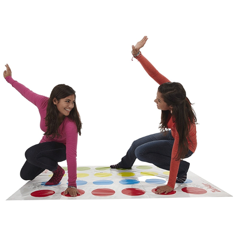 2019 Outdoor Sport Toy Gift Funny Kids Adult Body Twister Moves Mat Board Game Group Funny Kids Body Twister Moves Mat