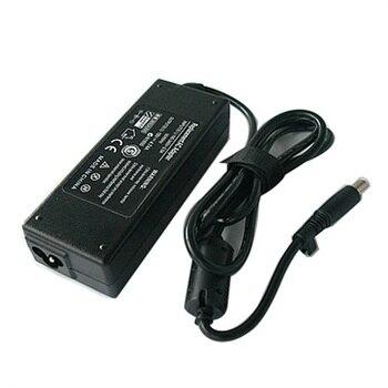 Batería adaptador/cargador de energía para Compaq Presario portátil duradero color negro 18.5V3.5A