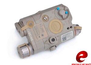 Image 3 - Z TAC LA 5 UHP Görünüm Sürüm Kırmızı Nokta Lazer gece çekim mikro LED el feneri EX396 DE