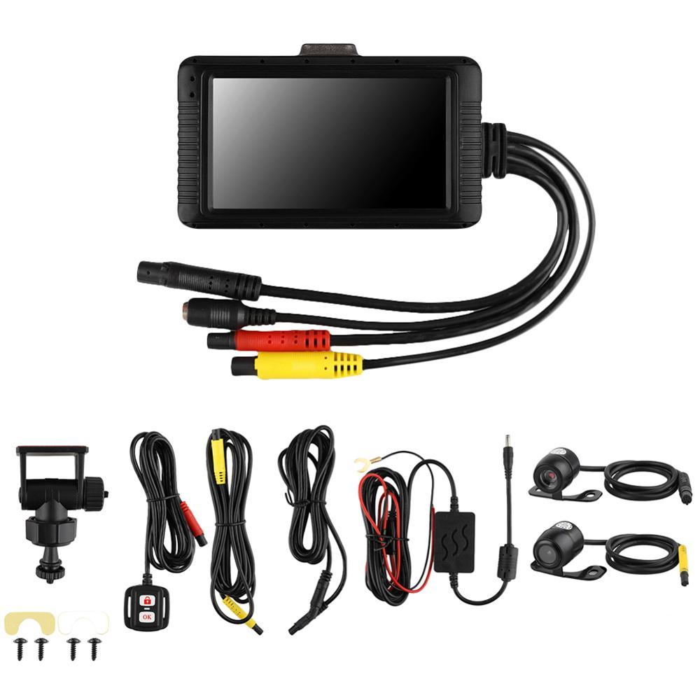 SE100 Full HD 1080P Motorcycle DVR Camera 3.0