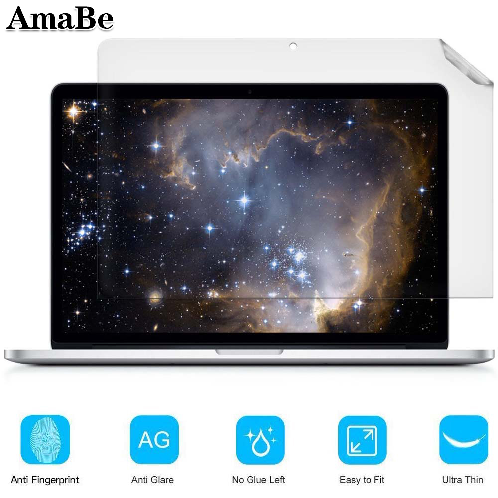 For Apple Macbook 12inch New Macbook (A1534) With Retina Display  Crystal Clear Lcd Guard Film Screen Film Protector