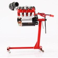 Имитация портативного инструмента вращающийся на 360 градусов флип-рамка аксессуары ремонтный кронштейн Мини Универсальный легкий V8 двигатель подставка для двигателя