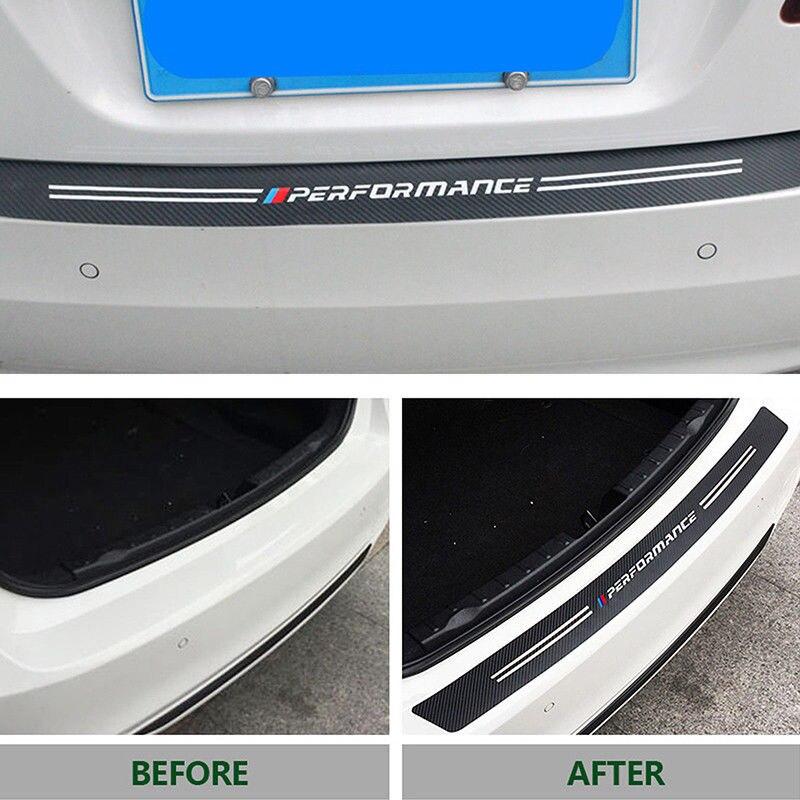 Accessoires voiture autocollants pour BMW 1 2 3 4 5 6 7 Series noir style graphique pièces de rechange