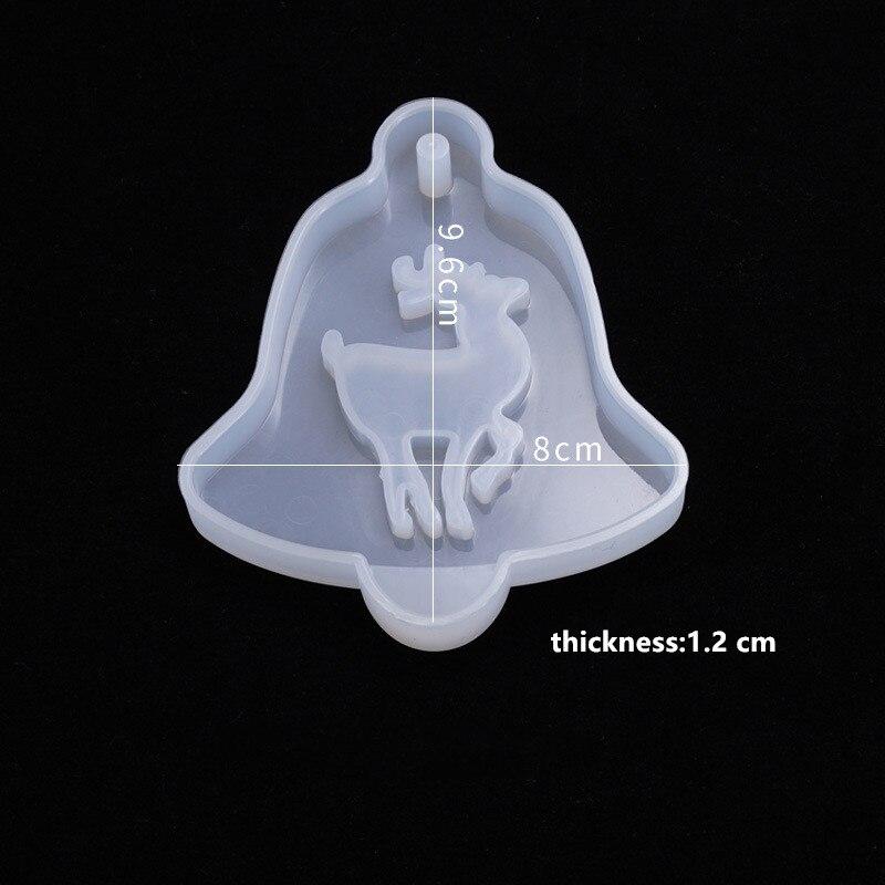 Купить силиконовая форма «сделай сам» для создания подвесок в виде
