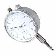 0-10 мм измерительный инструмент портативный калибровочный индикатор 0,01 мм разрешение метр промышленные работы аналоговый Калибр