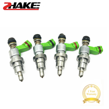 Orignal Japan 23250-28070 High Quality New Injector Fuel Injector for RAV4 Avensis Fuel Nozzle 23290-28070 4pcs lot japan original genuine for denso fuel injectors 23250 28070 23209 28070 nozzles for toyota