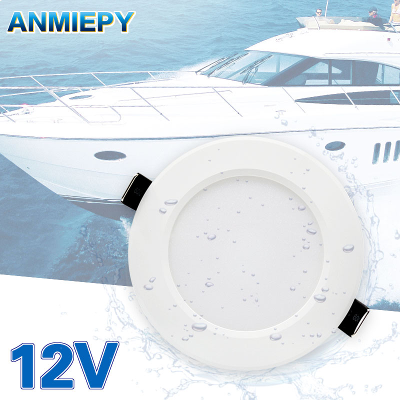LED Downlight Super Bright Recessed LED SPOT Dimmable 5W 7W 9W LED Spot Light LED Decoration Ceiling Lamp AC/DC 12V