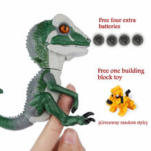 Fingertip Dinosaur Electronic Pet Interactive Toy Domesticat