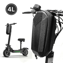 Backpack Storage-Bag Scooter-Handlebar-Bag Bicycle-Rack Folding-Bike Electric-Scooter