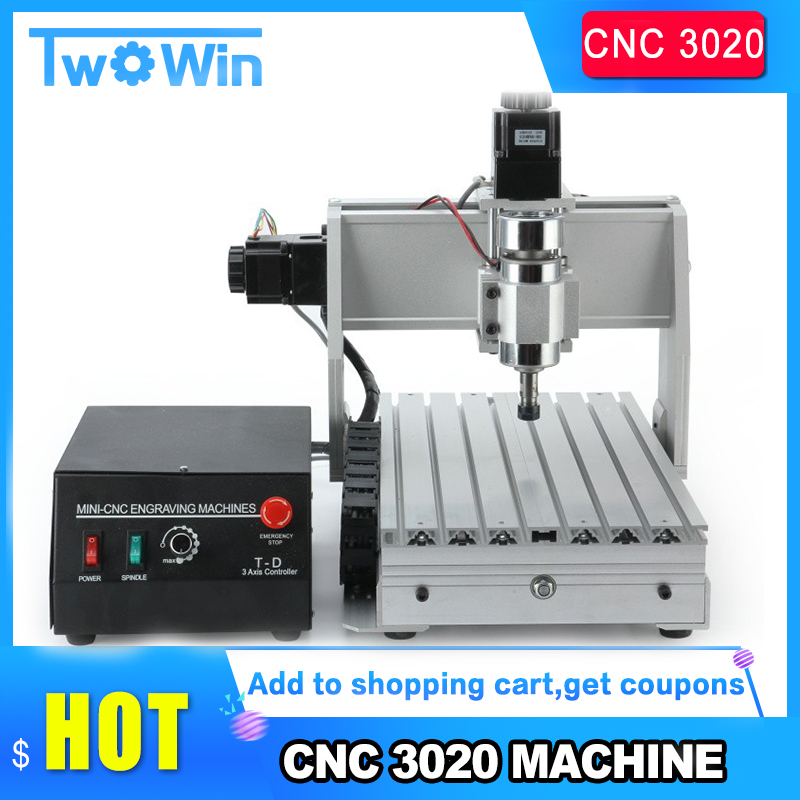 MACH3 Control Diy 3020T Mini CNC Machine, Working Area 30 x 20 x 4.5cm, 3 Axis Pcb Milling Machine, Wood Router, cnc router. Картофель фри