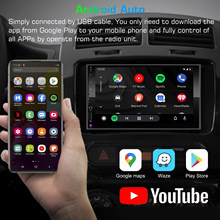 GRAND Android Auto Carplay Radio 2din Car Mp5 Player 7