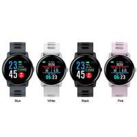 S08 Sport Pedometer Smartwatch IP68 Waterproof Fitness Tracker Heart Rate Blood Pressure Monitor Men Women Clock Smartwatch