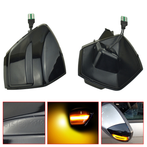 Image 2 - 2PCS For Ford S Max 07 14 Kuga C394 08 12 C Max 11 19 LED Dynamic Turn Signal Light Side Mirror Sequential Blinker Indicator