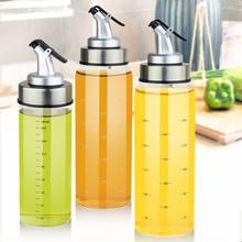 Kitchen Olive Oil Dispenser Cooking Sprayer Glass Vinegar Cruet 6oz 10oz 17oz bottle Container