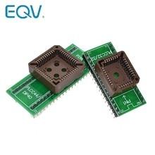 PLCC32 per DIP32 PLCC44 per DIP40 USB Universale Programmatore IC Adattatore Presa di Tester per TL866CS TL866A EZP2010 G540 SP300