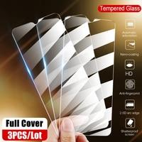 3-1Pcs vidrio Protector templado para Huawei P20 Pro P30 P10 Lite Protector de pantalla Mate 20 NOVA 7 P Smart 2019 cubierta