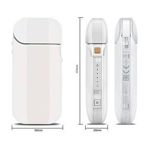 Image 3 - Custodia rigida protettiva antigraffio portatile trasparente antipolvere impermeabile 1PCs per accessori sigaretta elettronica IQOS