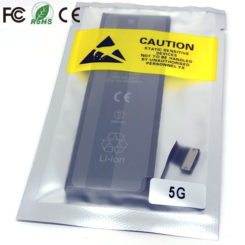 <font><b>5</b></font> new 0 cycle seal oem high capacity mobile phone battery pack for apple <font><b>iphone</b></font> <font><b>5</b></font> 5G iphone5 iphone5G batteries <font><b>bateria</b></font> lot image