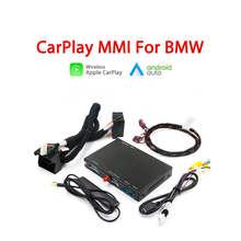 Беспроводной адаптер для Apple CarPlay Android для BMW серии 1 2 3 4 5 6 7 Mini X1 X3 X4 X5 X6 X7 CIC/NBT система