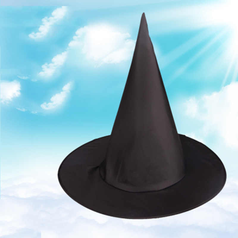 Черно Белая оксфордская шляпа с рисунком Волшебная Шляпа Гарри Поттера ведьмы на