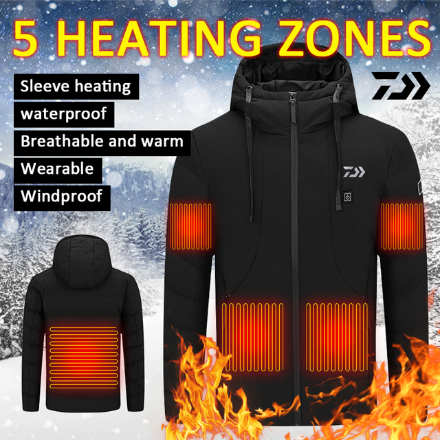 Jacket Outdoor Waterproof - Fishing A-Z