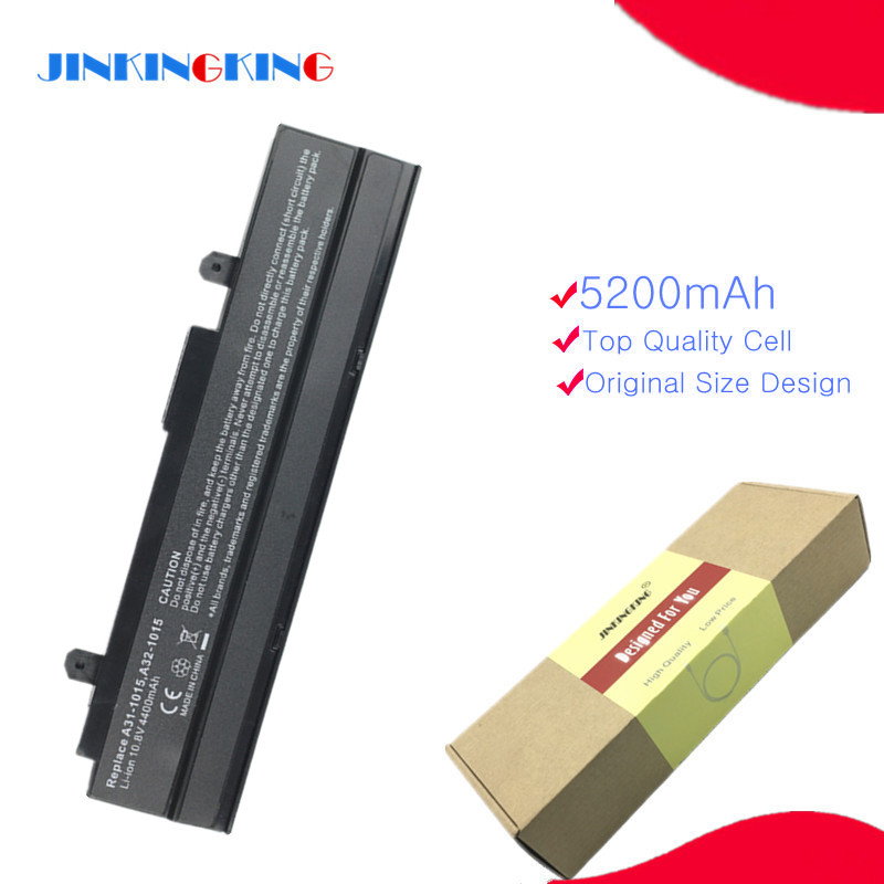 New A31-015 A32-1015 AL31-1015 Laptop battery For Asus Eee PC EEE 1215 PC <font><b>1215b</b></font> 1215N 1015b 1015 1015bx 1015px 1015p image