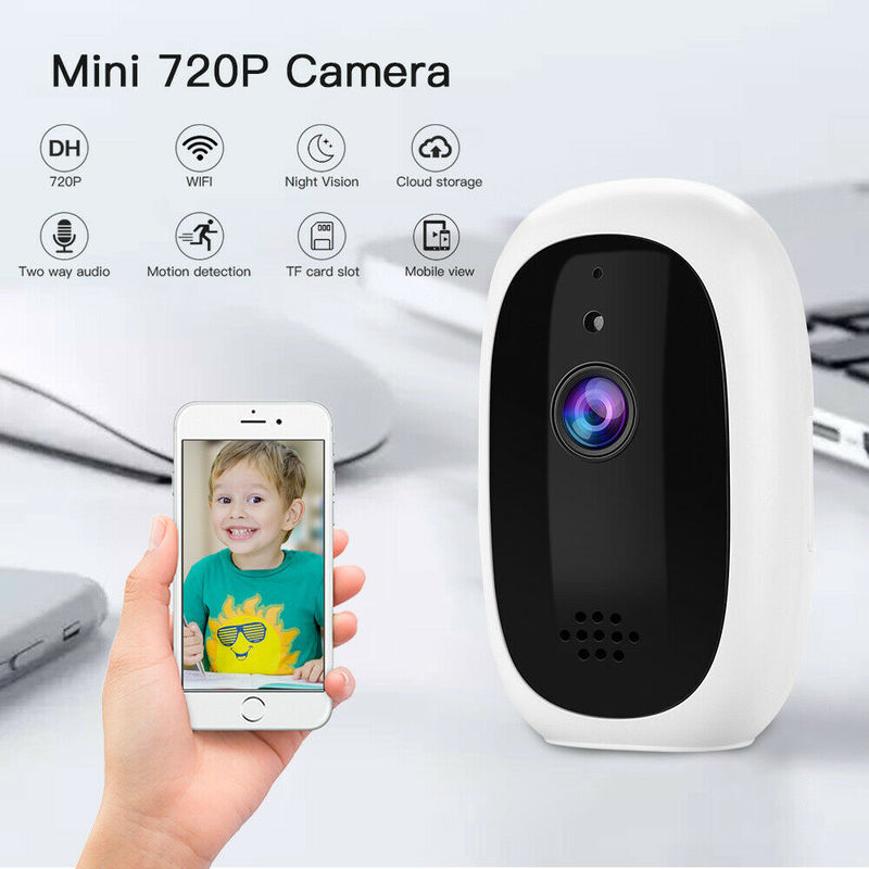 HD 720P Cloud Wireless IP Camera Intelligent Auto Tracking Of Human Home Security Surveillance CCTV Network Wifi Camera