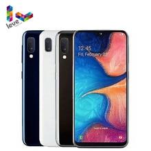Samsung Galaxy A20e globalna wersja A202F/DS 2SIM telefon komórkowy 5.8
