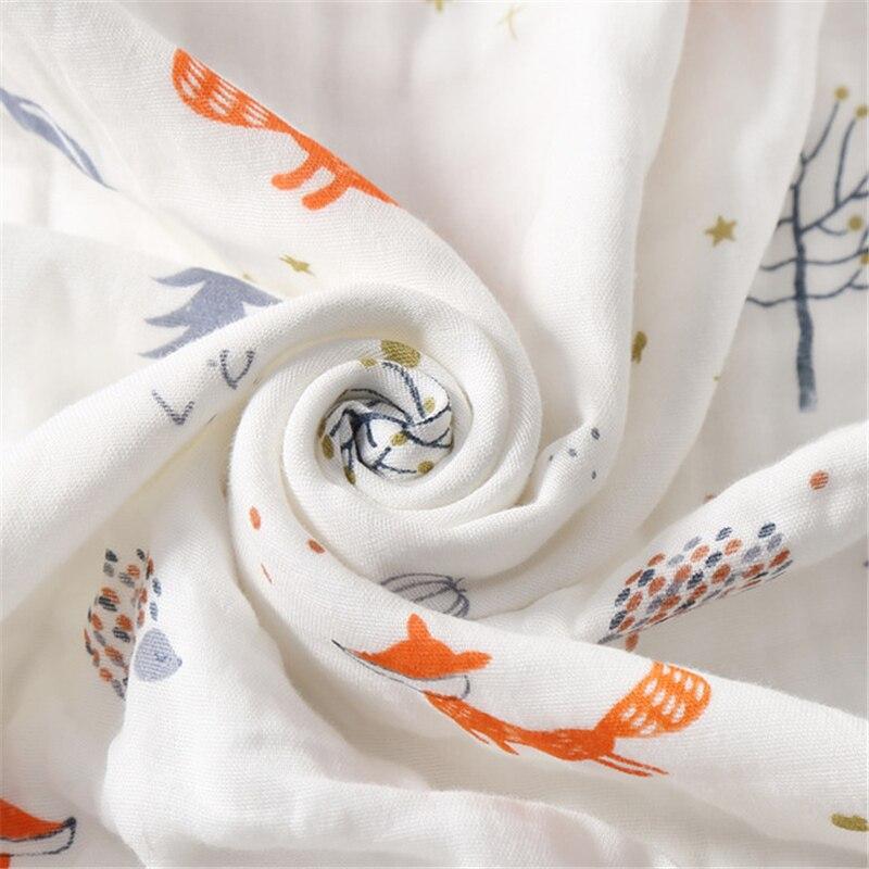 6 camadas de algodao grosso musselina cobertor 04