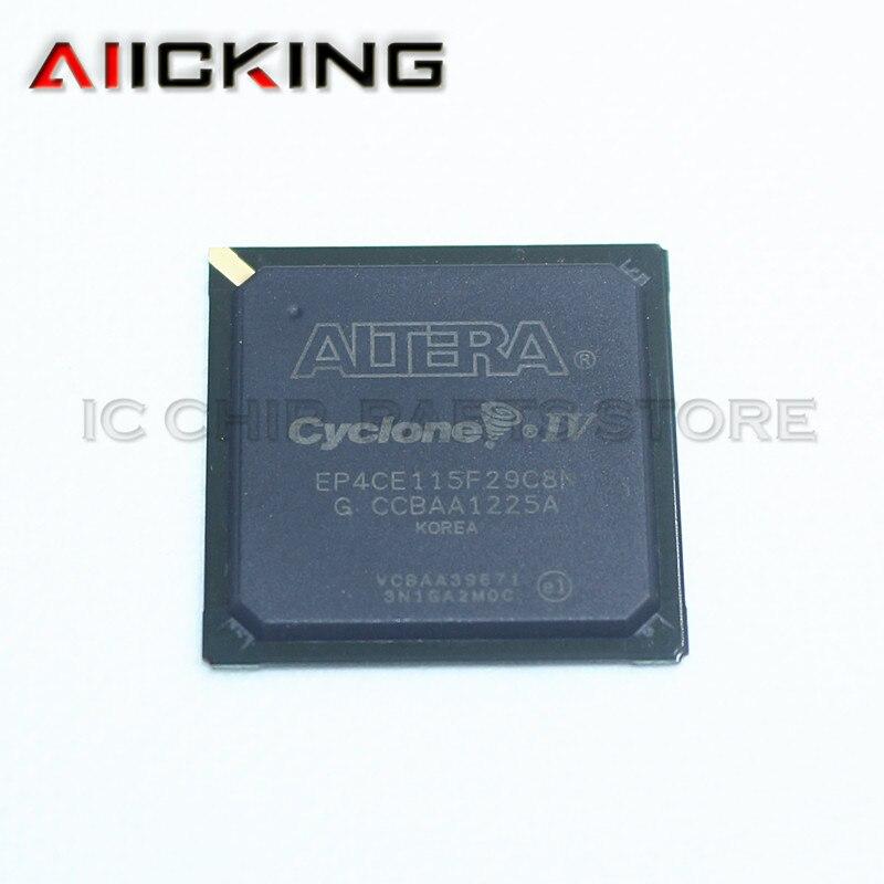 EP4CE115F29C8N EP4CE115F29 BGA 100% nouvelle puce IC intégrée d'origine