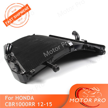 Motorcycle Radiator For Honda CBR1000RR 2012 2013 2014 2015 Cooling Cooler Replacement Accessories CBR 1000 RR CBR1000 1000RR