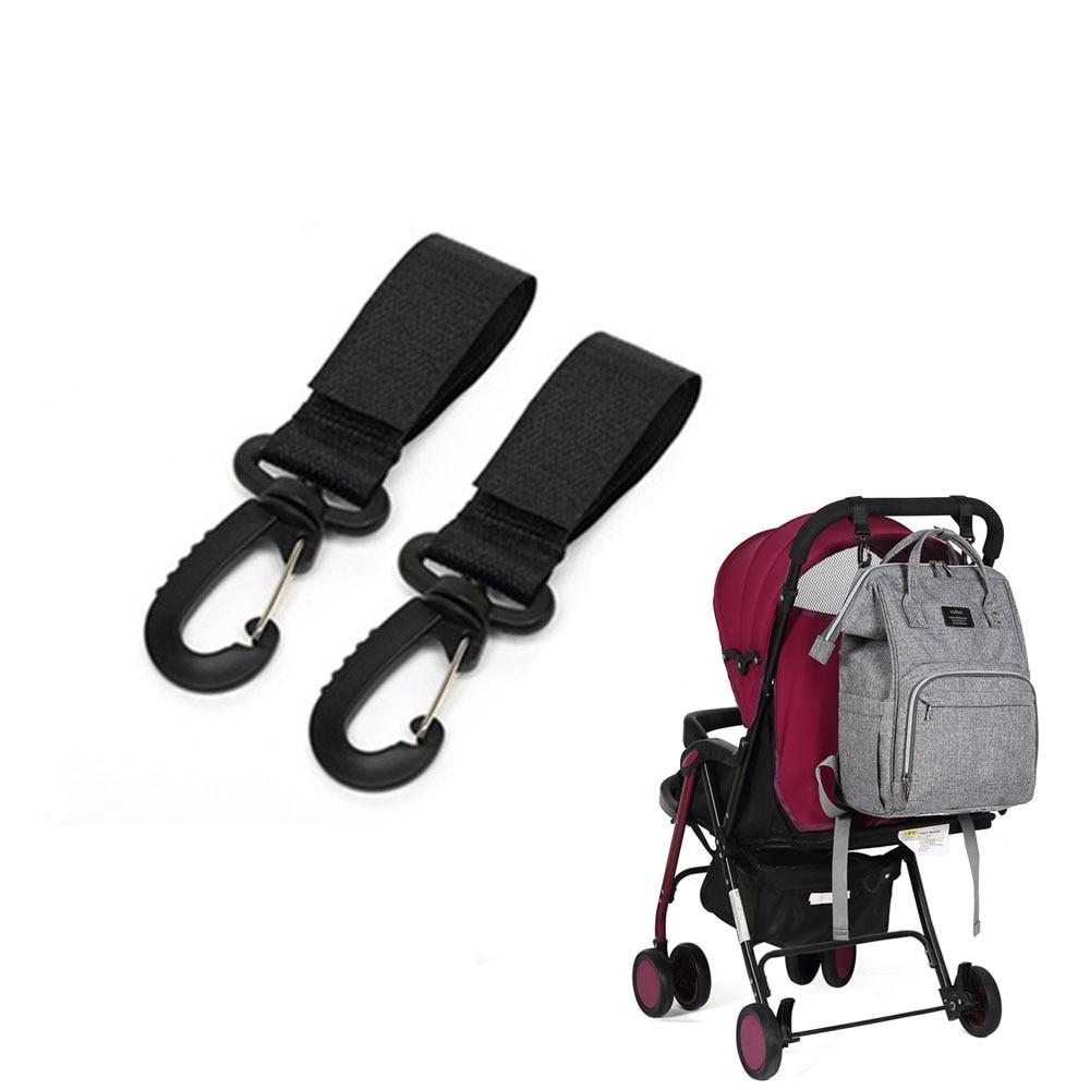 Hooks For Mummy Maternity Nappy Bag Brand Large Capacity Baby Bag Travel Backpack Designer Nursing Bag For Baby Care