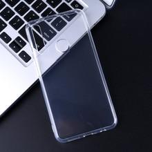 UMIDIGI A5 PRO Silicon case phone Back Cover TPU Case CLEAR CASE