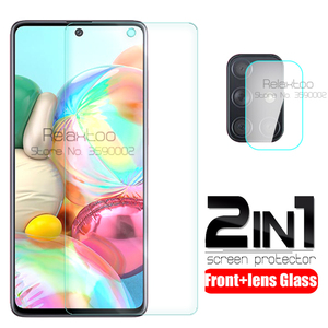 2-in-1 camera protective glass