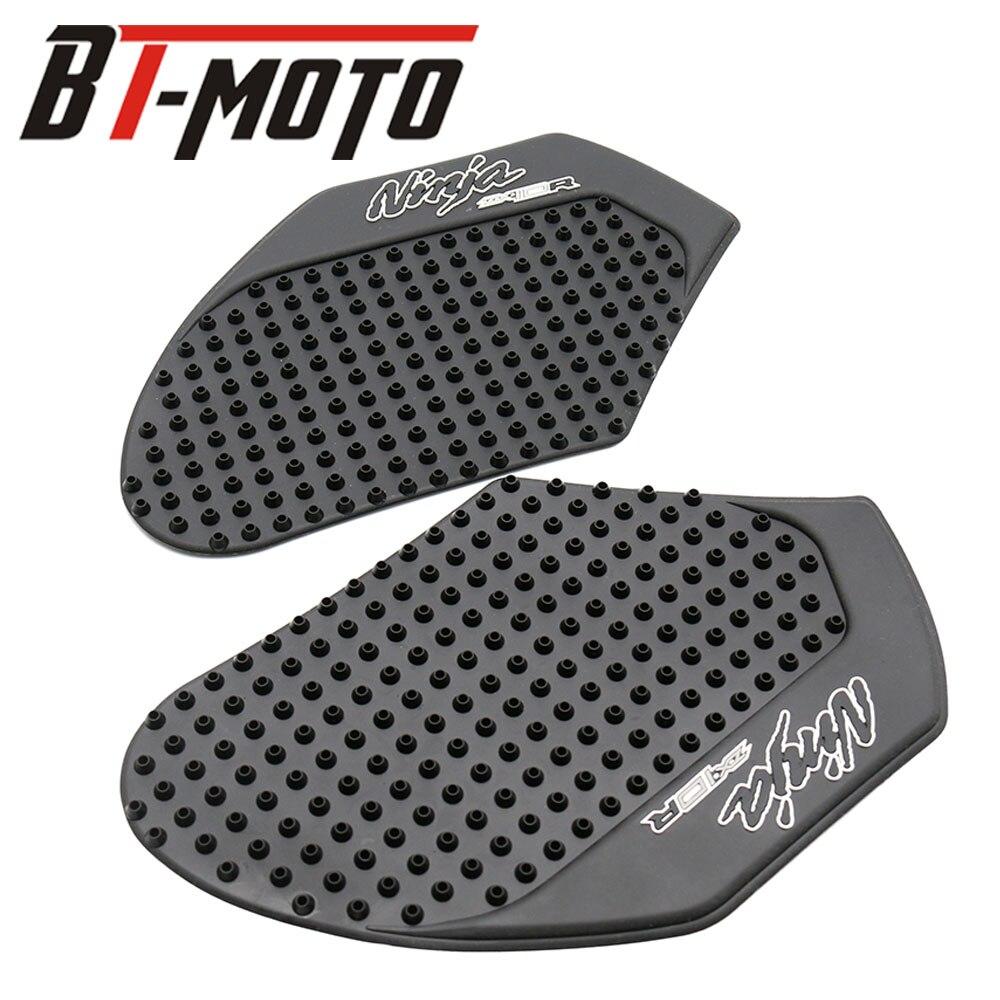 For Kawasaki Ninja Zx10r 2011 2012 2013 2014 2015  Anti Slip Tank Pad 3M Side Gas Knee Grip Traction Pads Protector Stickers