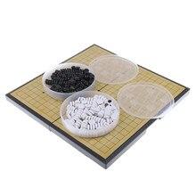 Wweiqi ir jogo conjunto de peças magnéticas dobrável com jogos de tabuleiro para crianças