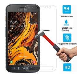 На Алиэкспресс купить стекло для смартфона 9h tempered glass screen protector for samsung galaxy xcover 4s protective film for samsung xcover 4s sm-g398fn sm-g398fn/ds