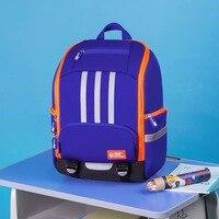 NOHOO School Bags for Children's Large capacity Orthopedic backpack waterproof schoolbags for primary school students 1-6 Grade