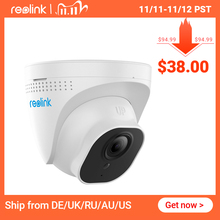 Reolink RLC 520 5MP PoE IP Kamera Dome Sicherheit Outdoor Video Überwachung Kamera CCTV Nightvision Mit SD card slot 2560x1920
