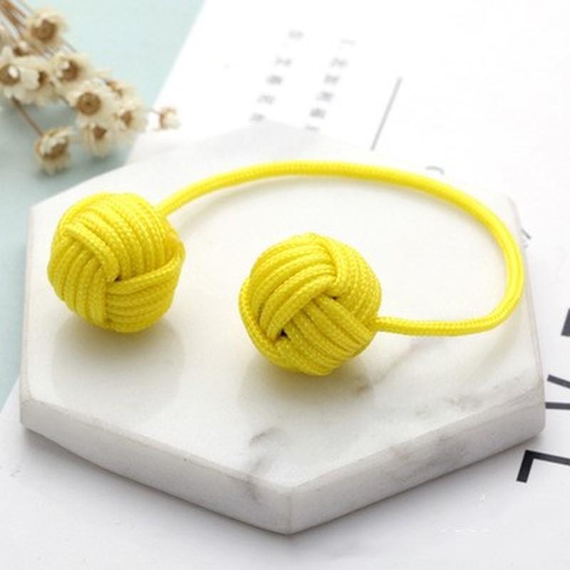 Fidget-Toy Finger-Skill Stress Worry-Beads Begleri New 1pcs Paracord Electroplating Extreme img2