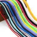 10 метров 5 мм нейлон веревочные шнуры Craft декоративные витая нить DIY ручной работы аксессуары для украшения дома шнуры