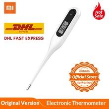 Original Xiaomi Mijia Medizinische Elektronische Thermometer Lithium-Batterie Wasserdichte LCD Display Mund Achsel Temperatur Erfassen