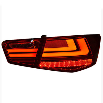 Tail lights LED Lens Rear Taillight Assembly Lamp Fit For Kia Forte