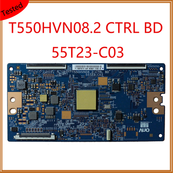 T550HVN08.2 CTRL BD 55T23-C03 T-Con Board Plate Display Card For TV Professional Test Original T Con Board T550HVN08.2 55T23-C03 image
