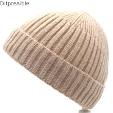 Ditpossible new short knitted beanies hats for women men winter hat touca gorro beanie skullies cap hat