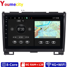 Samochodowy odtwarzacz multimedialny GPS dla Haval Hover Greatwall Great Wall H5 H3 IPS RDS Wifi BT z systemem Android 10.0 Dvd Navitel Yandex