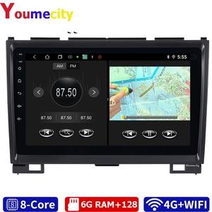 Image 1 - Samochodowy odtwarzacz multimedialny GPS dla Haval Hover Greatwall Great Wall H5 H3 IPS RDS Wifi BT z systemem Android 10.0 Dvd Navitel Yandex