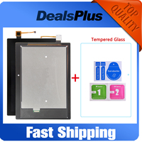 Vervanging Nieuwe Lcd-scherm + Touch Screen Montage Voor Lenovo Tab 2 A10-70 A10-70F A10-70L 10.1-inch Zwart Wit