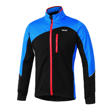 MTB Jacket Cycling-Coat Bicycle-Jersey Road-Bike Breathable Windproof Men for Long-Sleeve