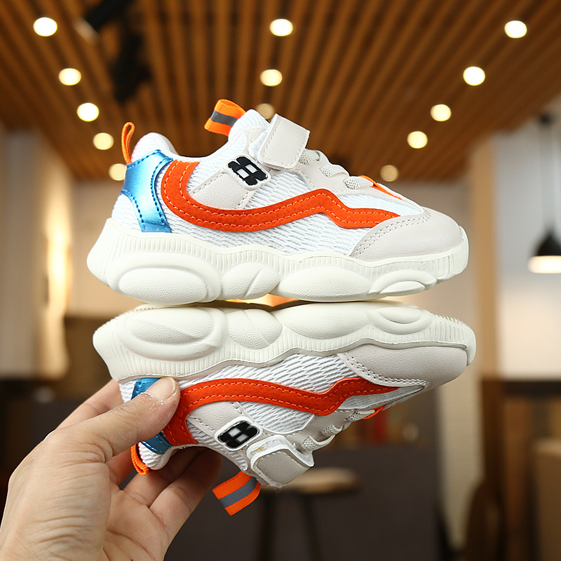 Colorful Anti-Slippery Patchwork Casual Sneaker 5
